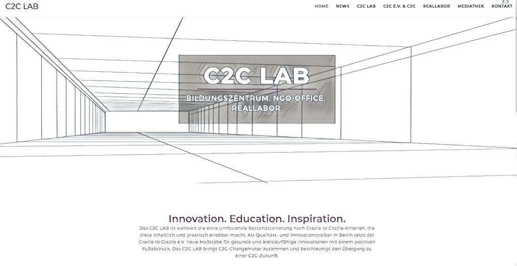 C2C LAB Sanierung