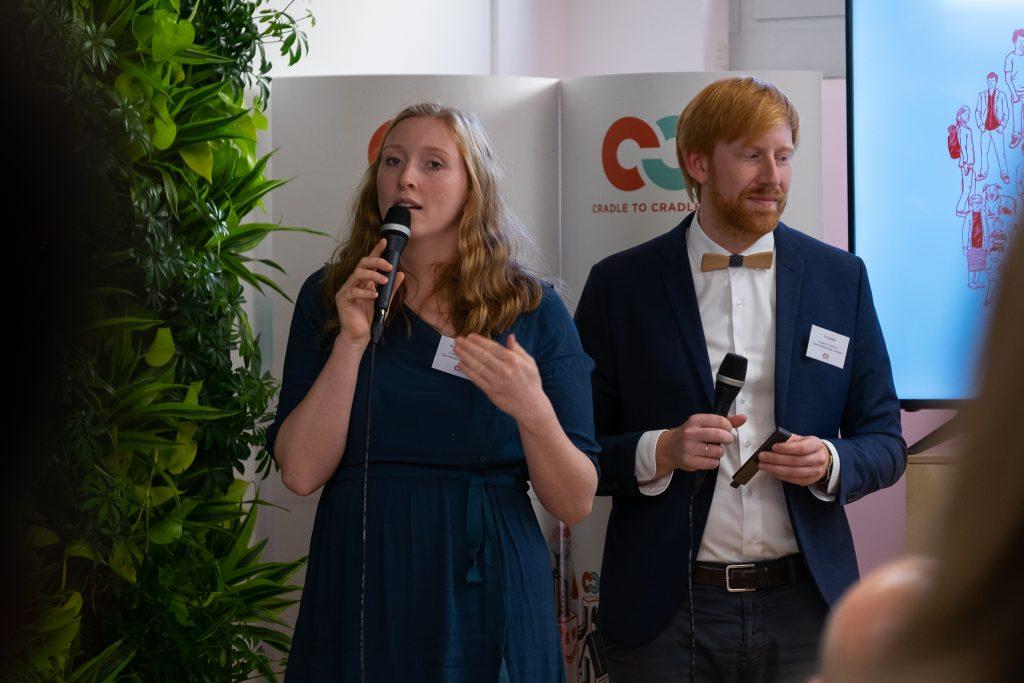Nora Sophie Griefahn, Tim Janßen, C2C e.V.