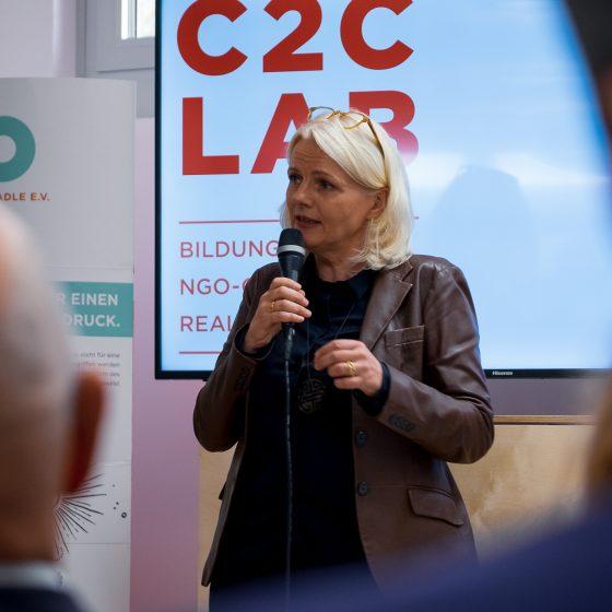Regine Günther, Senatorin für Umwelt, Verkehr und Klimaschutz