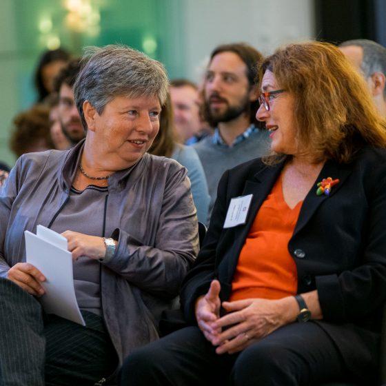 Katrin Lompscher, Dr. Monika Griefahn