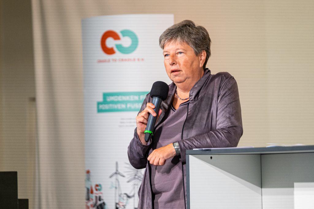 Katrin Lompscher, Senatorin für Stadtentwicklung und Wohnen, Berlin