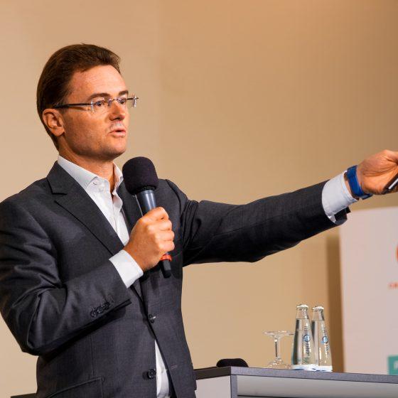 Fabrice Barthélemy, CEO Tarkett
