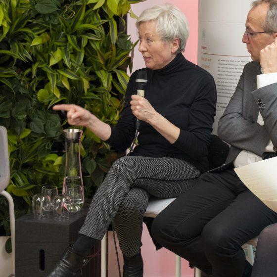 Annette von Hagel, Geschäftsführende Vorständin re!source Stiftung e.V.