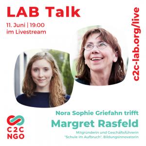 Margret Rasfeld Talk
